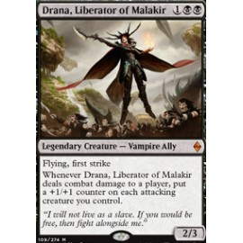 Drana, Liberator of Malakir RUS
