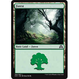 Forest Shadows over Innistrad 295