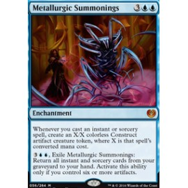 Metallurgic Summonings