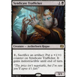 Syndicate Trafficker