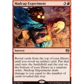Madcap Experiment