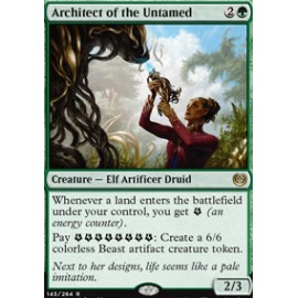Architect of the Untamed