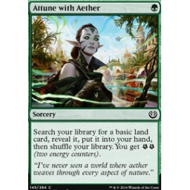Attune with Aether