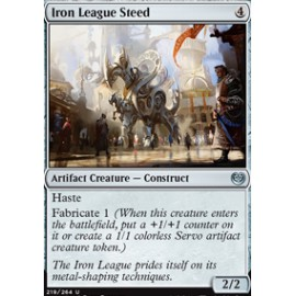 Iron League Steed