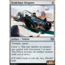 Ovalchase Dragster