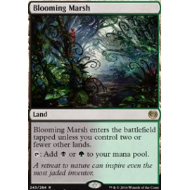 Blooming Marsh