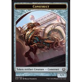 Construct */* Token 02 - KLD