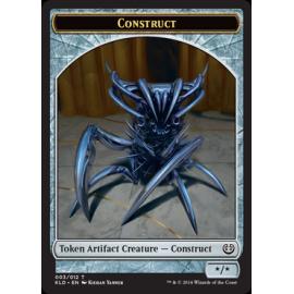 Construct */* Token 03 - KLD