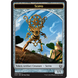 Servo 1/1 Token 06 - KLD