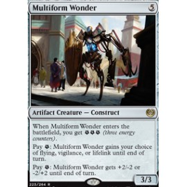 Multiform Wonder FOIL