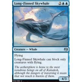 Long-Finned Skywhale FOIL