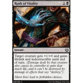Rush of Vitality FOIL