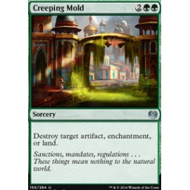 Creeping Mold FOIL