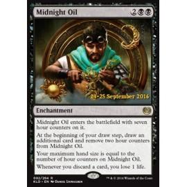Midnight Oil PRE FOIL