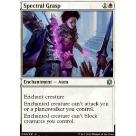 Spectral Grasp