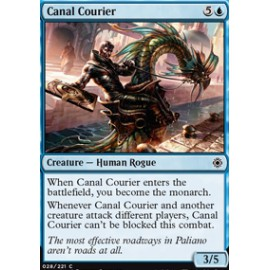 Canal Courier