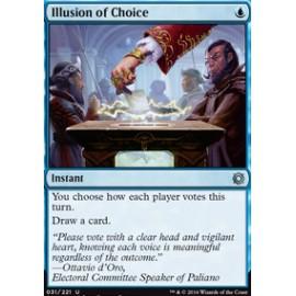 Illusion of Choice