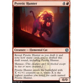 Pyretic Hunter