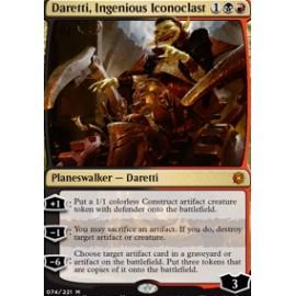Daretti, Ingenious Iconoclast