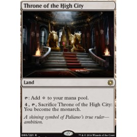 Throne of the High City