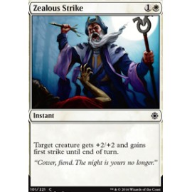 Zealous Strike