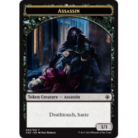 Assassin 1/1 Token 05 - CN2