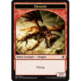 Dragon 5/5 Token 07 - CN2