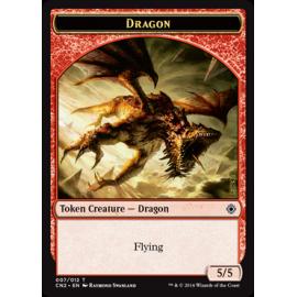 Dragon 5/5 Token 07 - CN2