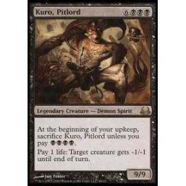 Kuro, Pitlord