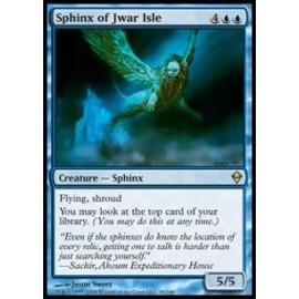 Sphinx od Jwar Isle