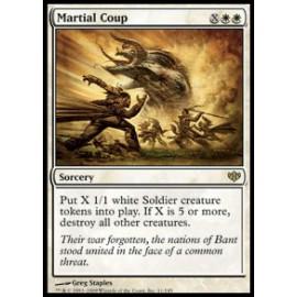 Martial Coup