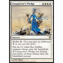 Conqueror's Pledge