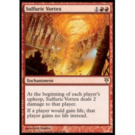 Sulfuric Vortex