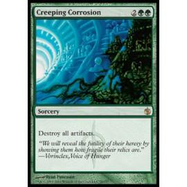 Creeping Corrosion