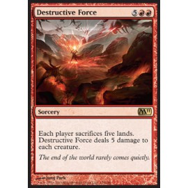 Destructive Force