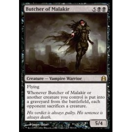 Butcher of Malakir (Commander)