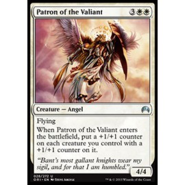 Patron of the Valiant