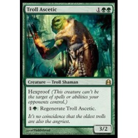 Troll Ascetic (Commander)