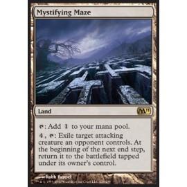 Mystifying Maze