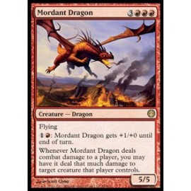 Mordant Dragon (DD: Knights vs. Dragons)