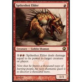 Spikeshot Elder FOIL (HISZPAŃSKI)