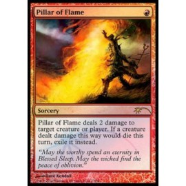 Pillar of Flame PROMO FNM