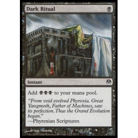 Dark Ritual (DD: Phyrexia vs. The Coalition)