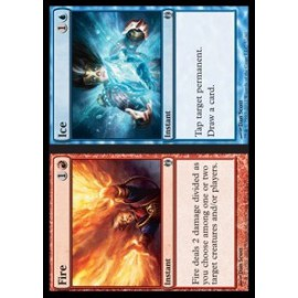Fire // Ice (DD: Izzet vs. Golgari)
