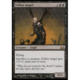Fallen Angel (DD: Divine vs. Demonic)