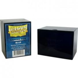 Pudełko Dragon Shield na 100 kart - niebieskie