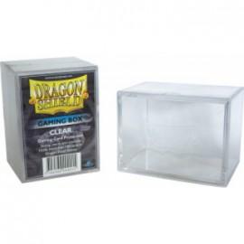 Pudełko Dragon Shield na 100 kart - przezroczyste