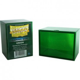 Pudełko Dragon Shield na 100 kart - zielone