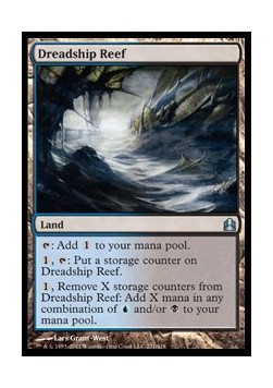 Dreadship Reef (Commander)