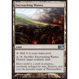 Encroaching Wastes